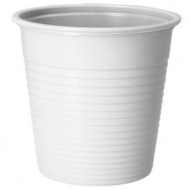 Plastikbecher Weiß PS 230ml (30 Stück)