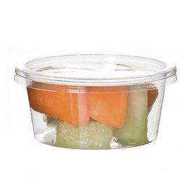 Plastickschale Kompostierbar PLA Transparent 145ml (100 Stück)