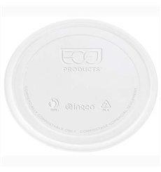Deckel Plastickschale PLA Transparent 145ml (100 Stück)