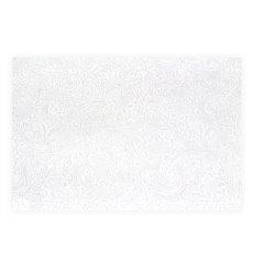 Tischsets Non Woven PLUS Weiß 30x40cm (500 Stück)