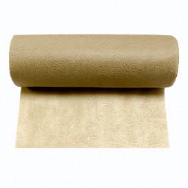 Rolltischdecke Non Woven PLUS Creme/Beige 0,4x50m P30cm (1 Stück)