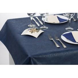 Tischdecke Non Woven PLUS Blau 100x100cm (100 Stück)