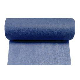 Rolltischdecke Non Woven PLUS Blau 0,40x45m P30cm (6 Stück)