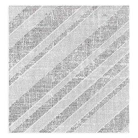 """Papierservietten """"Barlovento Schwarz"""" 2-lagig 40x40cm (50 Stück)"""