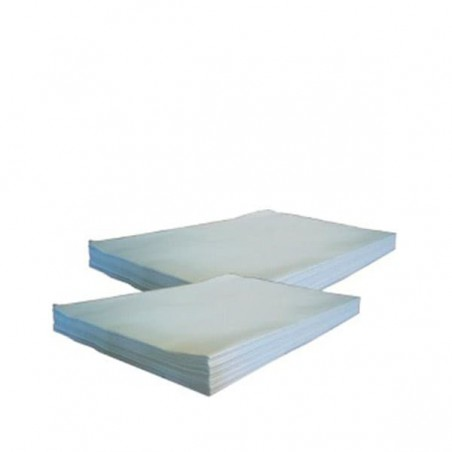 Einschlagpapier weiß 60x86cm (2.400 Stück)
