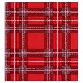 """Papierservietten """"Glasgow"""" 2-lagig 40x40cm (50 Stück)"""