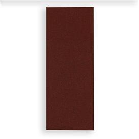 Bestecktaschen Braun 30x40cm (30 Stück)