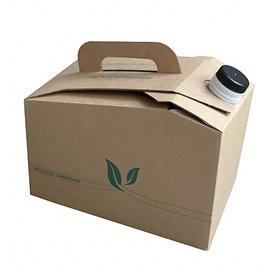 "Thermosbehälter Einweg ""Bag in Box"" 2.800ml (10 Stück)"