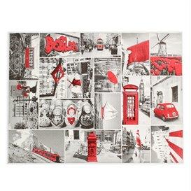 "Tischsets Papier 30x40cm ""Europa"" 50g (2500 Stück)"