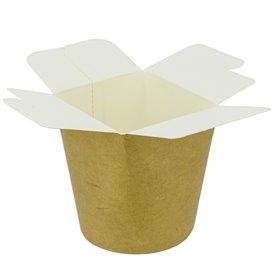 Mehrzweck-Faltbox Krafteffekt 100% Bio 26Oz/780ml (50 Stück)