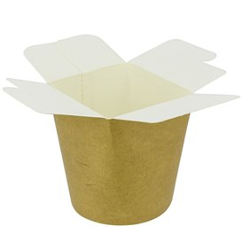 Mehrzweck-Faltbox Krafteffekt 100% Bio 26Oz/780ml (500 Stück)