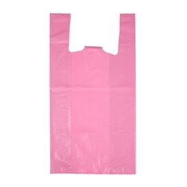 "Hemdchenbeutel 70% Recycelter ""Colors"" Pink 42x53cm 50µm (1.000 Stück)"
