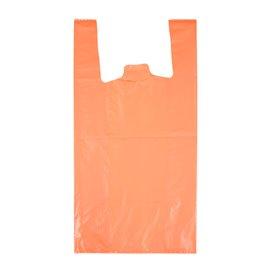 "Hemdchenbeutel 70% Recycelter ""Colors"" Orange 42x53cm 50µm (40 Stück)"