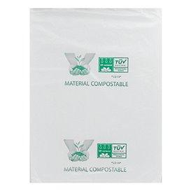 Plastiktüte 100 % Bio-abbaubar 23x30cm (100 Stück)
