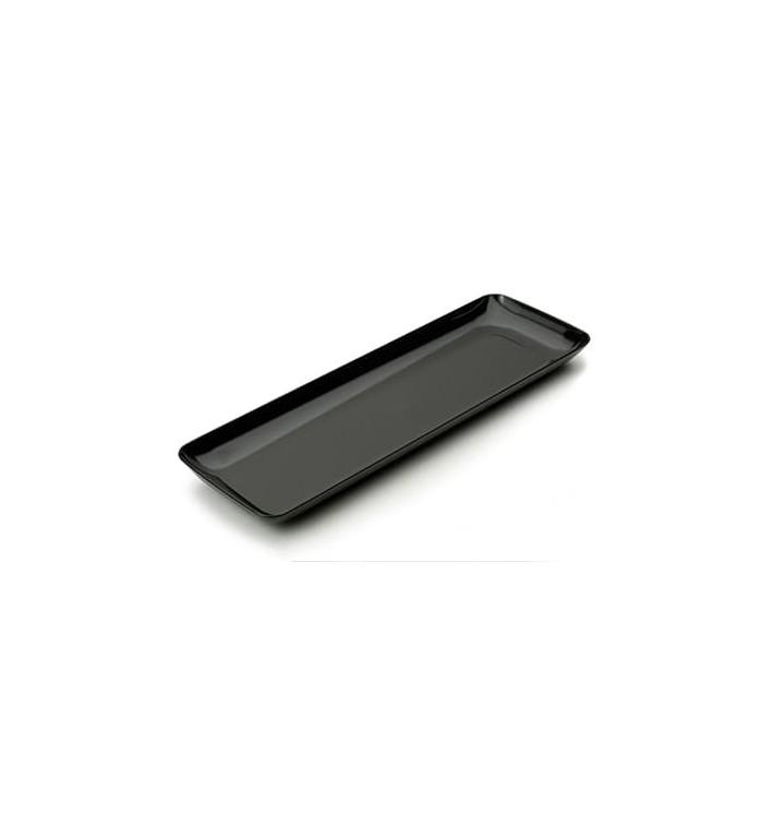 Plato plastico cuadrado degustacion 6,5x6,5cm (Bolsas 8 unid)