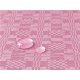 Tischdecke wasserdicht pink 1,2x5m (10 Stück)