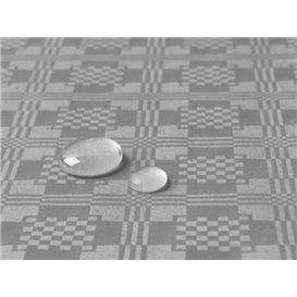 Tischdecke wasserdicht silber1,2x5m (1 Stück)