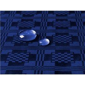 Tischdecke wasserdicht blau 1,2x5m (10 Stück)