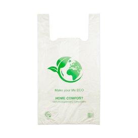Hemdchenbeutel 100% bio-abbaubar 40x50 cm (100 Stück)