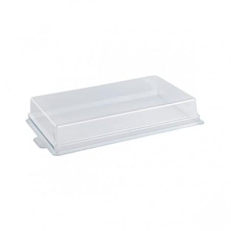 Deckel für Sushi Behälter 199x113mm (10 Stück)