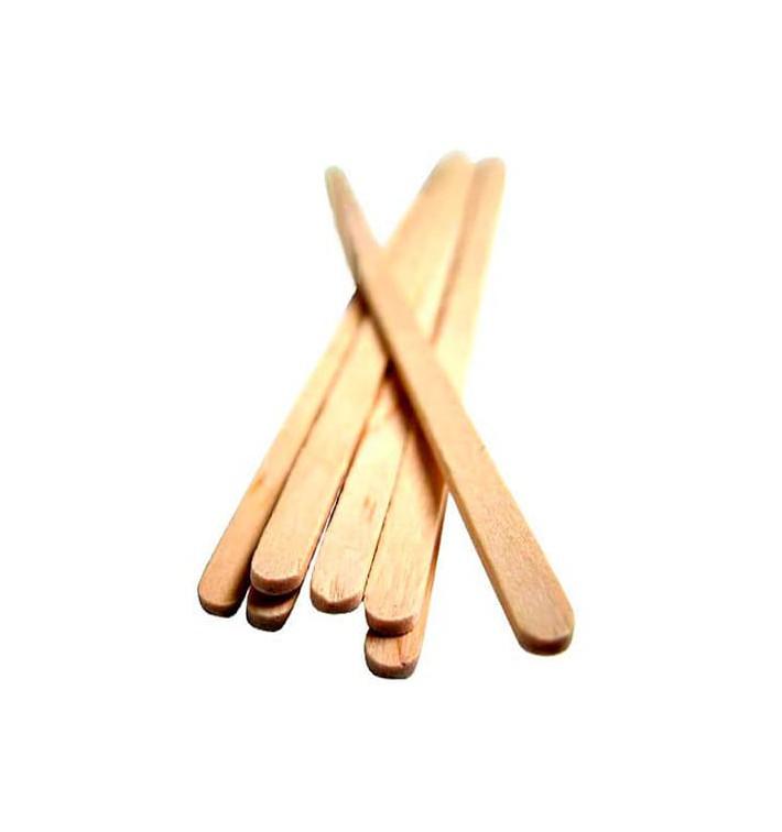Holz Rührstäbchen für Kaffee 140mm (5.000 Einh.)