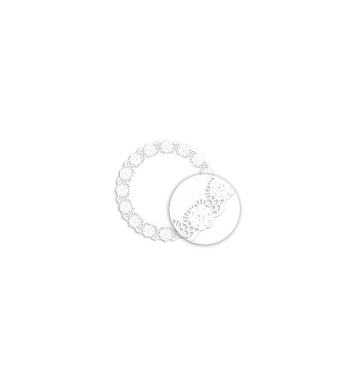 Rodal calado blanco de Papel LITOS 230mm (250 unid)