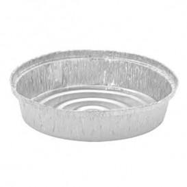 Aluschalen rund für Hähnchen 900ml (125 Einheiten)