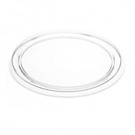 Deckel PVC für Puddingformen Alu 127ml (150 Stück)