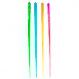Rührer für Plastikgetränke Fluoreszierend 175mm (100 Einh.)