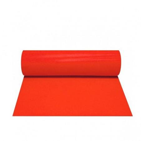 """Tischläufer """"Novotex"""" 0,4x48m Rot (6 Stück)"""