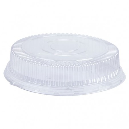 Plastikdeckel Transparent 230x60mm (500 Stück)