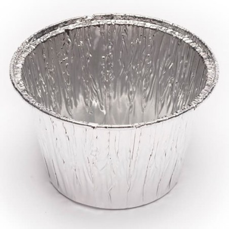 Aluformen Pudding 103ml  (150 Einheiten)