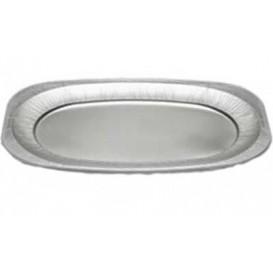 Aluminium Schale Oval 2.150ml (10 Stück)