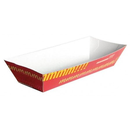 Barqueta HOT DOG 17,0x5,5x3,8cm (600Uds)