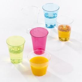 Glas gespritztem türkis 230ml (10 Einheiten)