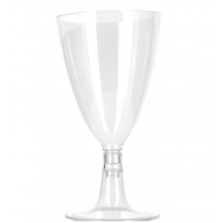 Plastikeinwegbecher Sektflöte 1 Stück 140ml (100 Einh.)