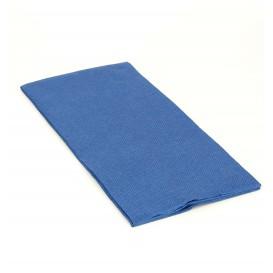 Papierservietten dunkelblau 1/8 40x40cm 2-lagig (1.200 Einh.)