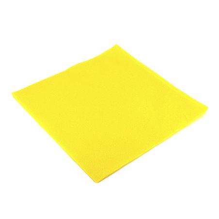 Papierservietten gelb 40x40cm 2-lagig (1.200 Einh.)