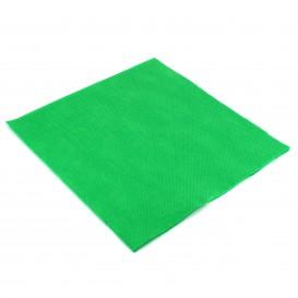 Papierservietten wiesegrün 40x40cm 2-lagig (1.200 Einh.)