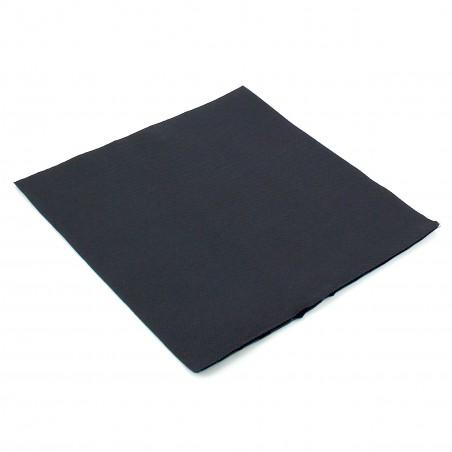 Papierservietten schwarz 40x40cm 2-lagig (50 Einh.)