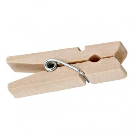 Mini Wäscheklammern aus Bambus 35mm (10000 Stück)