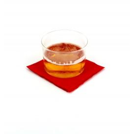 """Papierservietten """"Cocktail"""" rot 20x20cm (3.000 Einh.)"""