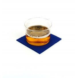 """Papierservietten """"Cocktail"""" blau 20x20cm (100 Einh.)"""