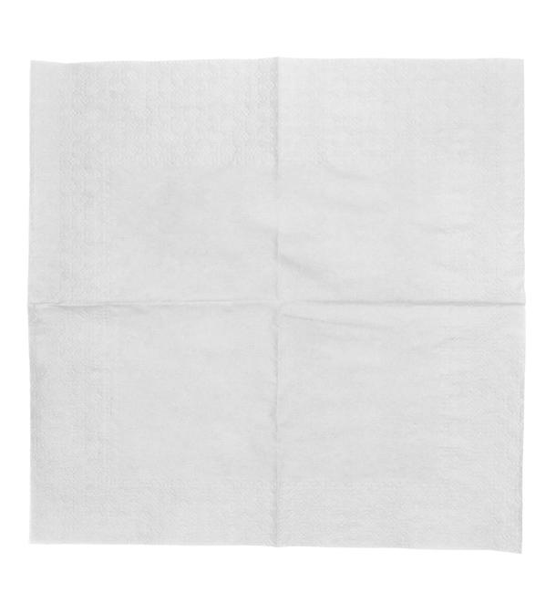 """Papierservietten """"Cocktail"""" weiß 20x20cm (3.000 Einh.)"""