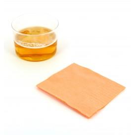 """Papierservietten """"Cocktail"""" lachs 20x20cm (3.000 Einh.)"""