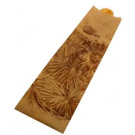 Papiertüten kraft 9+5x50cm (250 Einh.)