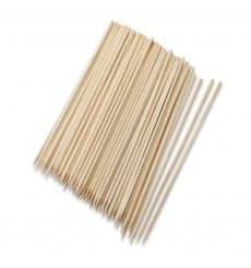 Schaschlikspieß Bambus 100mm (200 Stück)