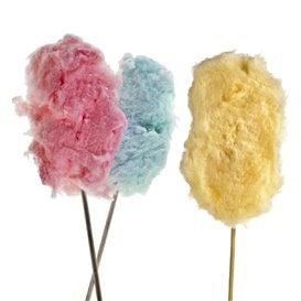 Spieß für Zuckerwatte 40cm (50 Stück)
