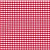 Rote Vichy Papier-Tischdecken aus Papier