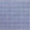 Blaue Vichy Papier-Tischdecken aus Papier